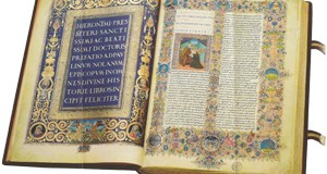 La Biblia de Federico de Montefeltro
