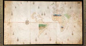 Geocarta Náutica